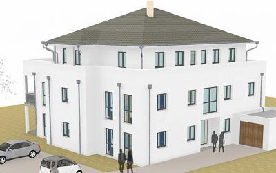 Mehrfamilienhaus in Soest