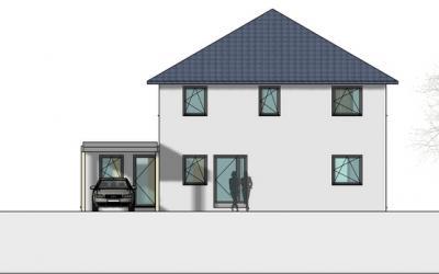 Einfamilienhaus in Welver