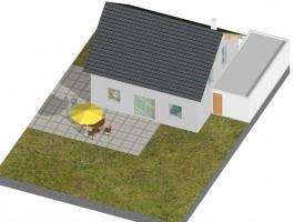 Einfamilienhaus in Holzen