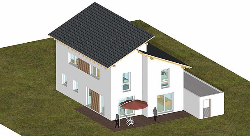 Einfamilienhaus in Hamm