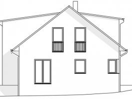 Einfamilienhaus in Ense
