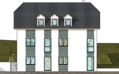 Mehrfamilienhaus in Brilon