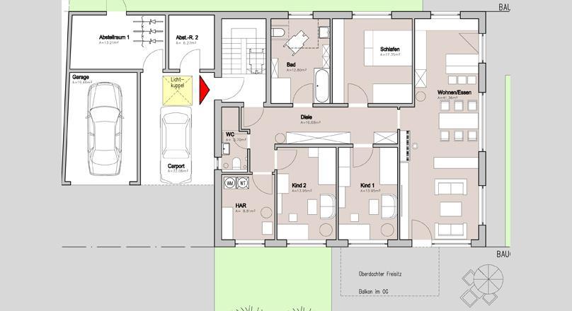 Mehrfamilienhaus in Arnsberg