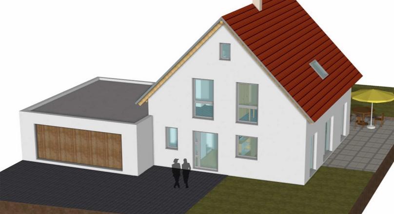 Einfamilienhaus in Herzfeld