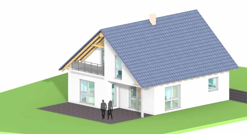 Einfamilienhaus in Winterberg